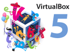 VirtualBox 5.0 OSE Logo